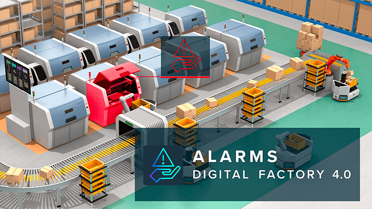 Are you looking for a tool that allows you to optimally manage alarms?