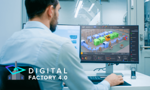 Digital Factory 4.0 - the fastest and easiest way to digitize your production process